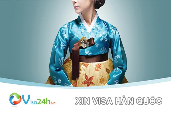visa tham than han quoc