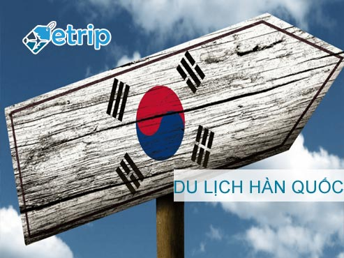 [HN] TOUR DU LỊCH HÀN QUỐC CHARTER